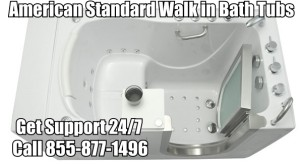 American Standard Walkin Handicapped Accessible Tubs