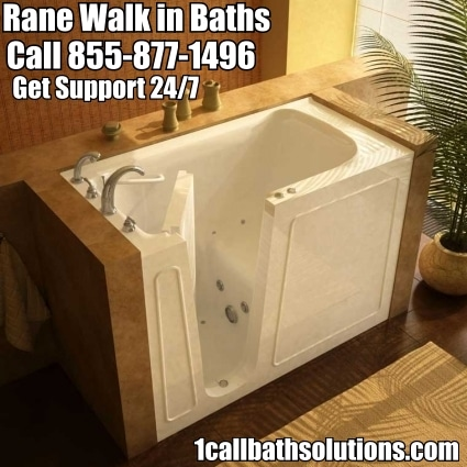 Exceptional Discounts For Rane Walk In Tubs Installation Prices Comparison And Support