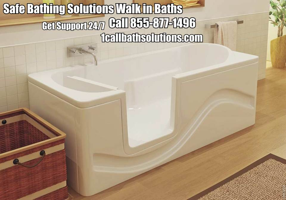 Safe Bathing Solutions | Walk in Baths + Senior Resources