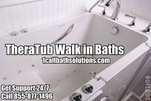 Theratub Walk In Baths Senior Resources