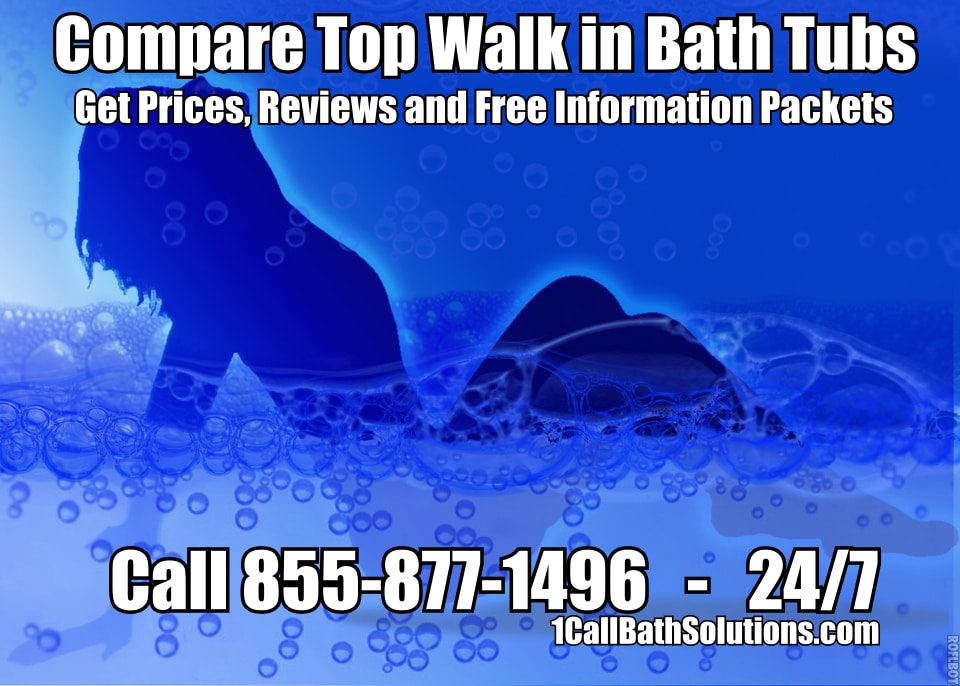 Walk in Bath Tub Comparison, Reviews and Prices | Walk in Baths + ...